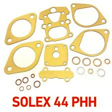 Solex 44 PHH service gasket kit repair for Mercedes 190 SL and Alfa Romeo 2600