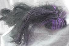 CAM Monster High Create-A-Monster Black & Purple Wig #2488