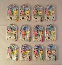 12 Spongebob Sqarepants Pinball Games Party Favors