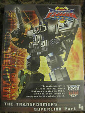 Transformers SuperLink Part 4-  Import DVD