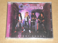 CINDERELLA - NIGHT SONGS - CD SIGILLATO (SEALED)