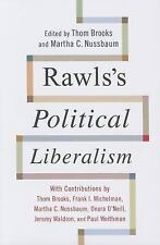 Columbia Themes in Philosophy Ser.: Rawls's Political Liberalism (2015,...