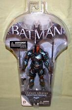 DEATHSTROKE Batman Arkham Origins Series 2 DC Collectibles Action Figure
