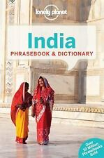 India Phrasebook and Dictionary by Lonely Planet Staff (2014, Paperback)