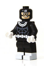CUSTOM LEGO BULLSEYE HITMAN ASSASSIN FIGURE SOLD AS IS FREE SHIPPING WORLDWIDE!