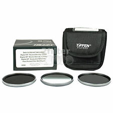 Tiffen 58mm Digital HT Neutral Density Kit - ND 0.6, ND 1.2, Color Grad ND