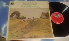 ASD 2826 - CANTELOUBE/CHAUSSON SONGS OF THE AUVERNGE VICTORIA DE LOS ANGELES