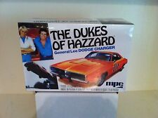 General Lee '69 Dodge Charger Model Kit Plastic 1/24 Scale The Dukes of Hazzard