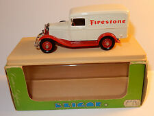 RARE ELIGOR FORD V8 1934 CAMIIONNETE FIRESTONE REF 1183 1/43 IN BOX