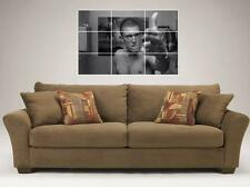"""LA HAINE B&W MOSAIC TILE 35"""" BY 25"""" INCH LARGE WALL POSTER VINCENT CASSEL"""