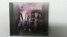 CINDERELLA NIGHT SONGS SHAKE ME  CD