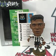 CORINTHIAN PROSTARS NEWCASTLE UNITED PATRICK KLUIVERT PRO034 NEW SEALED IN BOX
