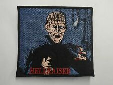 HELLRAISER HORROR MOVIE EMBROIDERED PATCH