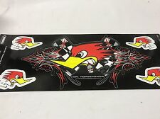 Mr Horsepower Clay Smith Cams Vintage Style Sticker Decal Sheet HotRod Gasser