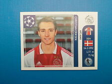 Panini Champions League 2011-12 n.254 Eriksen Ajax