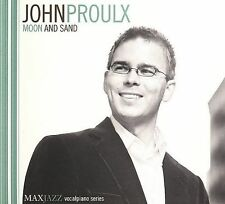 Moon And Sand 2006 by John Proulx