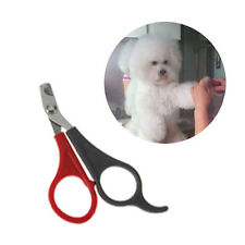 Pet Dog Cat Bird Nail Cutter Scissors Clipper Claw Care Grooming Trimmer Groomer