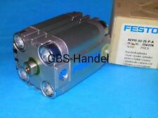 Festo aevu - 32-25-p-a 156224 CILINDRO Compatto Potenza idraulica NUOVO & OVP 1b06