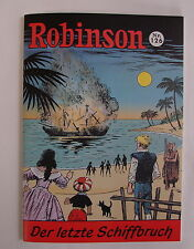 Robinson (Roman Boutique-Club / Hethke, Gb.) Nr. 1-126 kpl. (Z1)