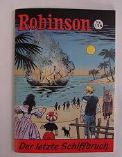Robinson (Roman Boutique-Club / Hethke, Gb.) Nr. 1-126 kpl. (Z1)