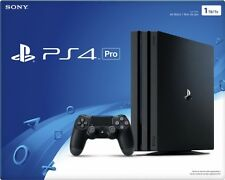 Sony PlayStation 4 PS4 Pro 1TB Console Brand New Factory Sealed