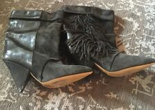 Isabel marant boots a franges taille 6 ** sold out partout