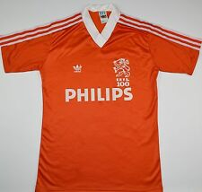 1989 HOLLAND ADIDAS CENTENARY HOME FOOTBALL SHIRT (SIZE S)