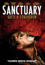 Sanctuary Quite A Conundrum (DVD) Sasha Ramos
