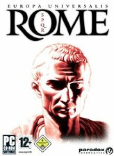 Europa Universalis: Rome (PC CD) BRAND NEW SEALED