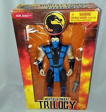 VINTAGE MORTAL KOMBAT TRILOGY SUB ZERO FIGURE 1996 UNUSED
