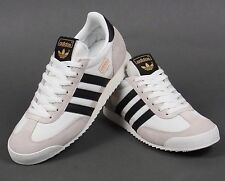 NEW MEN'S ADIDAS ORIGINALS DRAGON RETRO RUNNING SHOES US 10  UK 9.5  #S81909