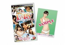 Used PSP AKB1/48: Idol to Guam to Koishitara... SONY PLAYSTATION JAPAN IMPORT