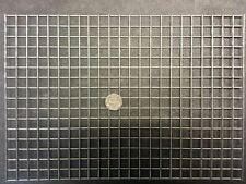 "Stainless Steel (304) Welded Wire Mesh Panel-0.5"" x 0.5""/12.7mm x 12.7mm hole"
