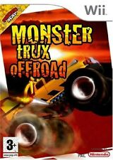 MONSTER TRUX OFFROAD         -----   pour WII
