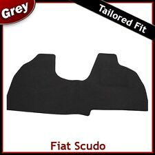 Fiat Scudo (2007 2008 2009 2012 2011 2012) Tailored Fitted Carpet Car Mats GREY