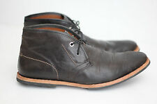 Timberland Boot Co 'Wodehouse' Lost History Chukka - Burnished Black - 8M (R28)