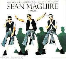 SEAN MAGUIRE - SUDDENLY (4 track CD single)