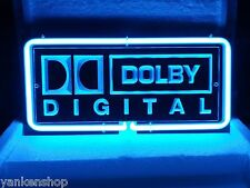 SB297 DOLBY Digital Movie Cinema Musical Display Neon Light 3D Acrylic Sign