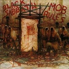 BLACK SABBATH-MOB RULES CD NEW