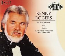 Kenny Rogers : This Is Gold (3CDs) (2004)