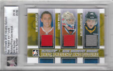 2013 ITG ULTIMATE SUMMIT TRIPLE JERSEY BELIVEAU PRICE GALCHENYUK 29/30 CANADIENS