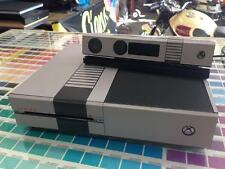 XBOX ONE 1 with Kinect NES STYLE NINTENDO Wrap Skin Old School Rad Origina
