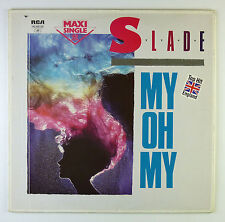"12"" Maxi - Slade - My Oh My - B4797 - washed & cleaned"