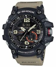 Casio G-Shock Mens Mudmaster Twin Sensor Ana-Digital  Watch GG1000-1A5