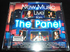 The Panel New Music Live From Soundtrack CD Ft Jet Pete Murray Train John Mayer