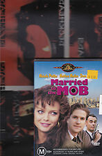 Married To The Mob (DVD, 2003)   classic 80's