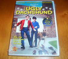 THE UGLY DACHSHUND Walt Disney Classic Movie Dean Jones Suzanne Pleshette DVD