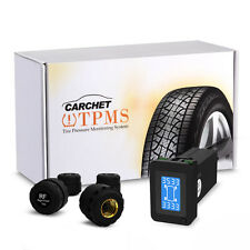 TPMS Car Tyre Tire Pressure Monitoring Smart System+4 External Sensor for Toyota