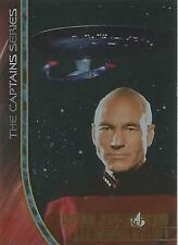"Star Trek TNG Season 7 - No 2 of 4 ""Jean Luc Picard"" Captain's Card #292/1200"