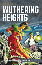 Classics Illustrated Hardback Wuthering Heights (Emily Bronte) (Brand New)